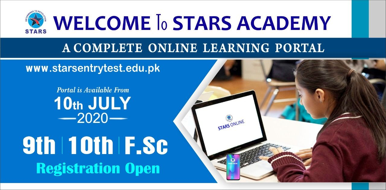 Online Entry test classes in lahore