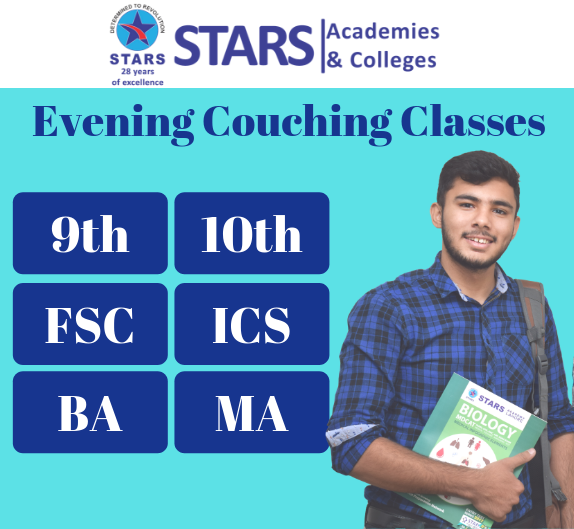 Stars Academy Evening Coaching Classes