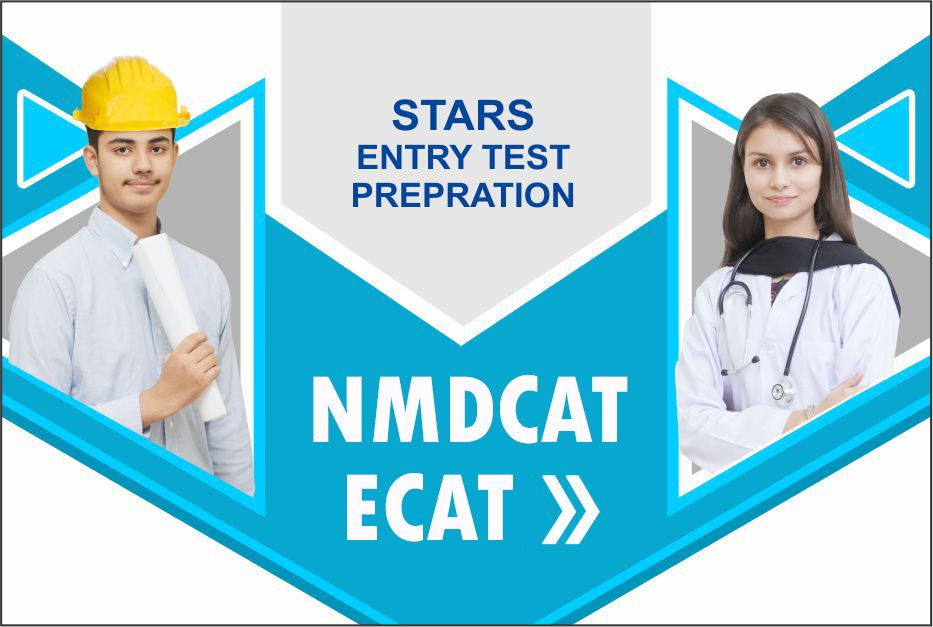 Stars Acadmy online Entry Test preparation classes
